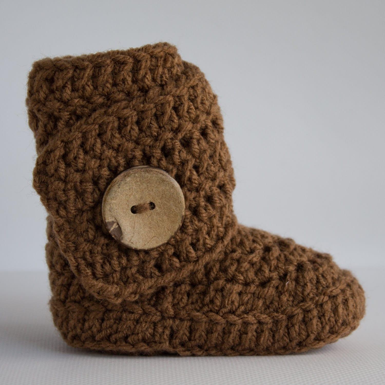 Knitted Mukluks Pattern