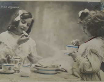 Three Vintage Postcards