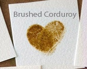 SALE, Brushed Corduroy, Dye Based Ink Pad, Ink Overstock