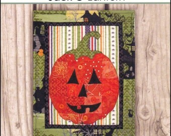 Holidays in Patches - Jack O'Lantern