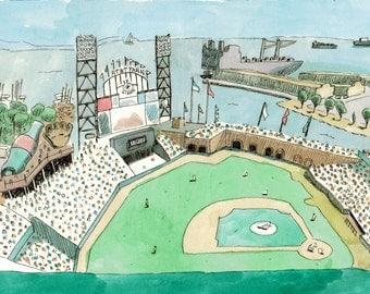 AT&T Park (San Francisco Giants)