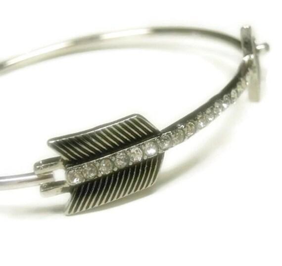 sale arrow bracelet arrow bangle bracelet arrow jewelry