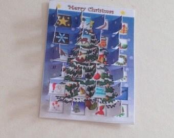 DOLLS HOUSE  - Advent Calendar