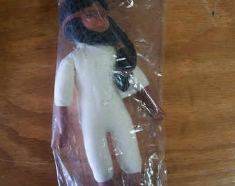 "Native American ""Just For Keeps"" 13-Inch Craft Doll"