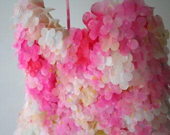 Dress Like  A Bouquet