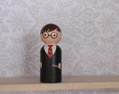 Harry Potter Small Peg