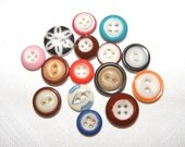 China Sewing Buttons Assorted Lot of 15 Stencils Inkwells and Ringers