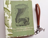 Book Purse - The Old Man and the Sea