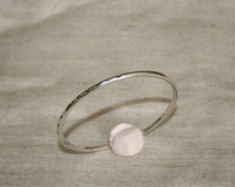 Minimalistic Bangles, Silver Bangle,Silver Bracelet , Handmade Silver  bangles, Fine Bangle, Stacking Silver Bangle,
