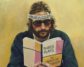 Richie Tenenbaum, Print from Original Painting