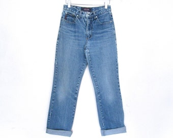 90's Distressed Boyfriend Jeans size - S/M