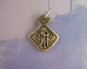 St James, Handmade Medal, Patron Pilgrims, Walkers, Runners