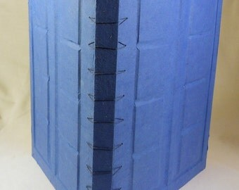 Doctor Who Tardis Journal, River Song's Journal--Hand Made, Wedding Album, Photo Album