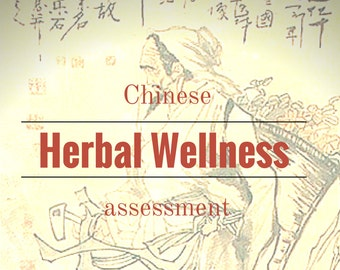 Traditional Chinese Herbal Wellness Package