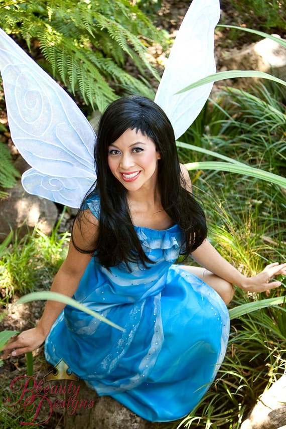 Silvermist Tinkerbell Fairy Friend Adult Costume (A)
