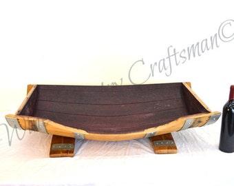 Pet Bed - SOMNI - Wine Barrel Pet Bed // Cat or Dog Bed // Oak furniture // Pet lovers gift // Wine Barrel Furniture // Customizable