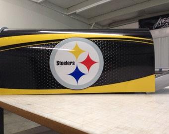 Pittsburg Steelers Mailbox
