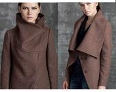 Winter Coat - Brown (M229)