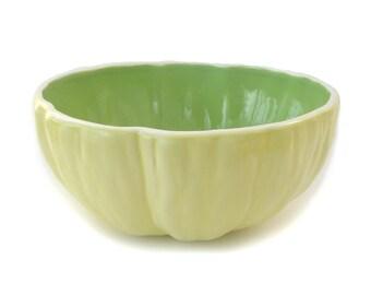 Casaba Melon Bowl