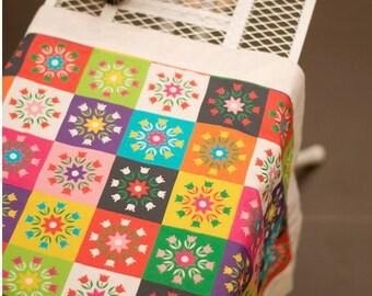 Cotton Fabric Cloth -DIY Cloth Art Manual Cloth-Tulip 57x19Inches