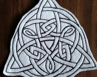 Triquetra Patch,Celtic