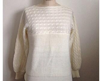 Vintage Carson Pirie Scott sweater