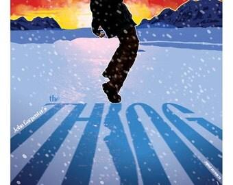 John Carpenter's THE THING Film 11 x 17 Poster Print