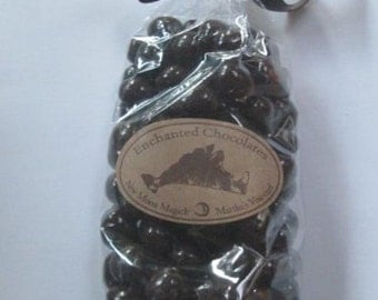 Dark Chocolate Espresso Beans Pie In The Sky of Woods Hole 70% Cacao Martha's Vineyard Enchanted Chocolates