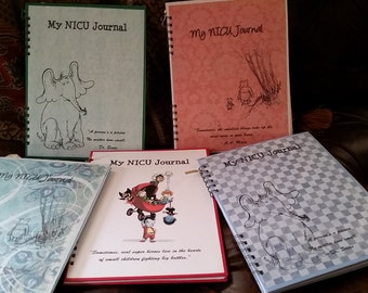 NICU Journal for Donation or Purchase
