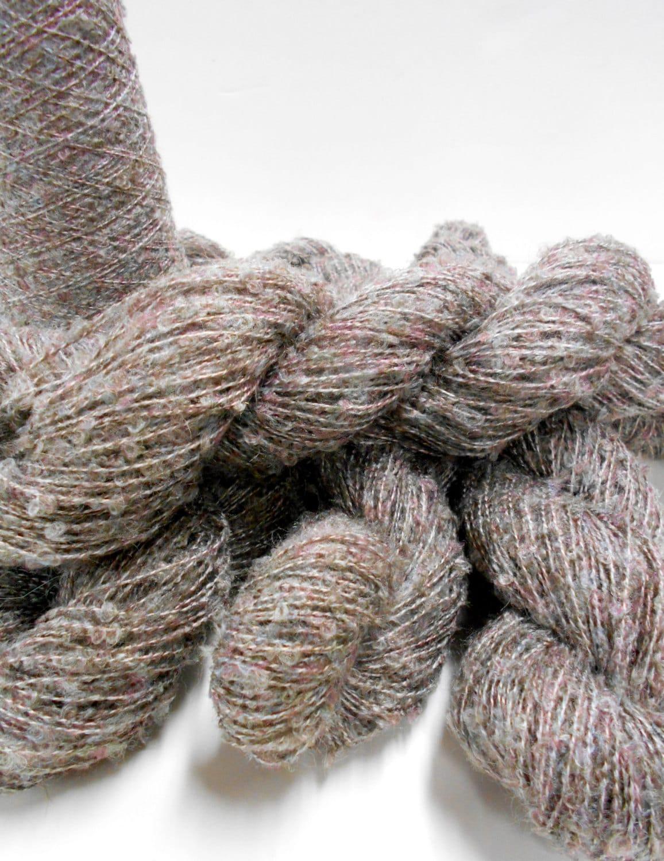 Knitting Patterns Boucle Wool : Vintage Boucle Yarn Knitting Yarn Crochet Notions Thomas
