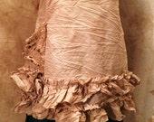 Sleevless Dress A Line Ruffle Magnolia Mori Prairie Pearl Lagen