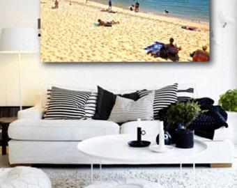 Beach Canvas Ready To Hang, Canvas Art, Photography
