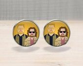 The Big Lebowski Cufflinks