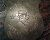Vintage Dick Tracy Detective Pin