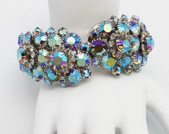 Bold Blue Beautiful Juliana Bracelet Book Piece