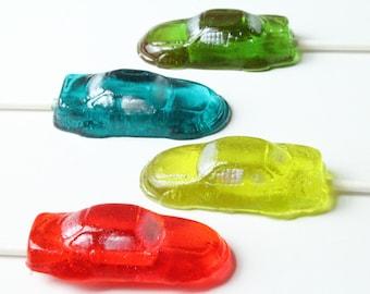 Car Lollipops 8 pieces
