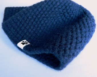 Men's Wool Beanie UPCYCLED
