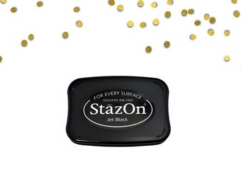 Staz-On Ink Pads Rubber Stamp Ink Pad - Pick your color!