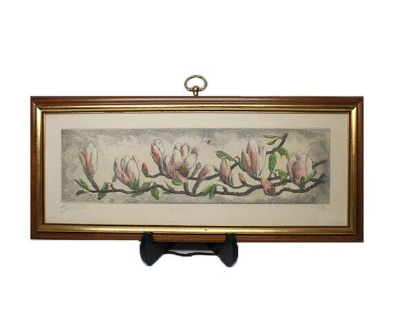 magnolie bl ht feder und tinte. Black Bedroom Furniture Sets. Home Design Ideas