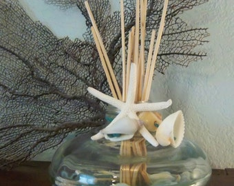 Reed Diffuser and Fragrance Oil Set