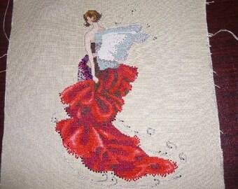 "Nora Corbett designs- ""Poppy"""