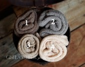 RTS, Newborn Boy Wraps, Stretch Newborn Wraps, Neutral Props, Stretchy Baby Wrap,  Neutral Wraps, Newborn Wraps, Newborn Photo Prop