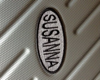 Personalized Embroidered Patches