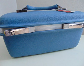 Vintage Samsonite Royal Traveller Montbello II Train Case