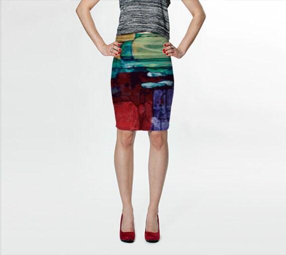 items similar to fitted skirt skirt skirt