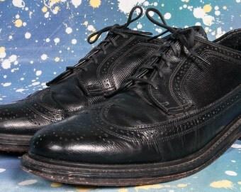 STAFFORD WINGTIP Dress Shoes Men's Size 11D
