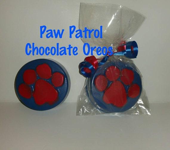 paw patrol oreos