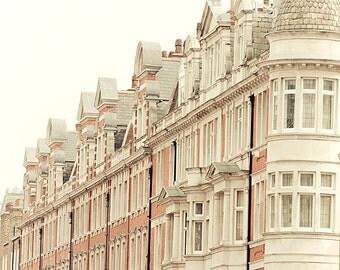 "London photography, London art print, large travel print - ""Sherlock"""