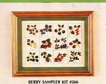 Berry Sampler Quilling Kit From Lake City Co. -   Paper Filigree New Unused -4
