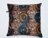 Handmade African Print Pillow Case